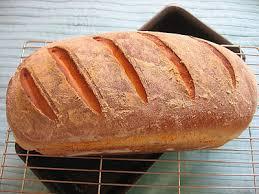 Przykład klasycznego chleba