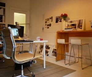 krzesło w biurze