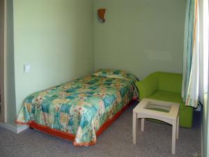 Przykład standardowej narzuty na łóżko