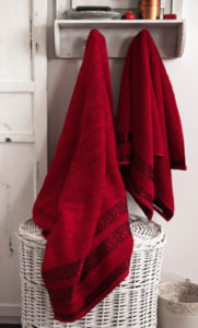 ręcznik do saun